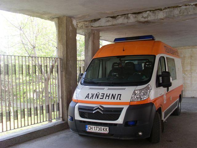 Кърджали: 52-годишен мъж е пострадал при катастрофа на пътя село Фотиново - село Дрянова глава