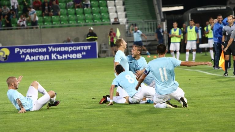 Дунав хвърли бомбата и удари Лудогорец при U19, битката за титлата изглежда решена