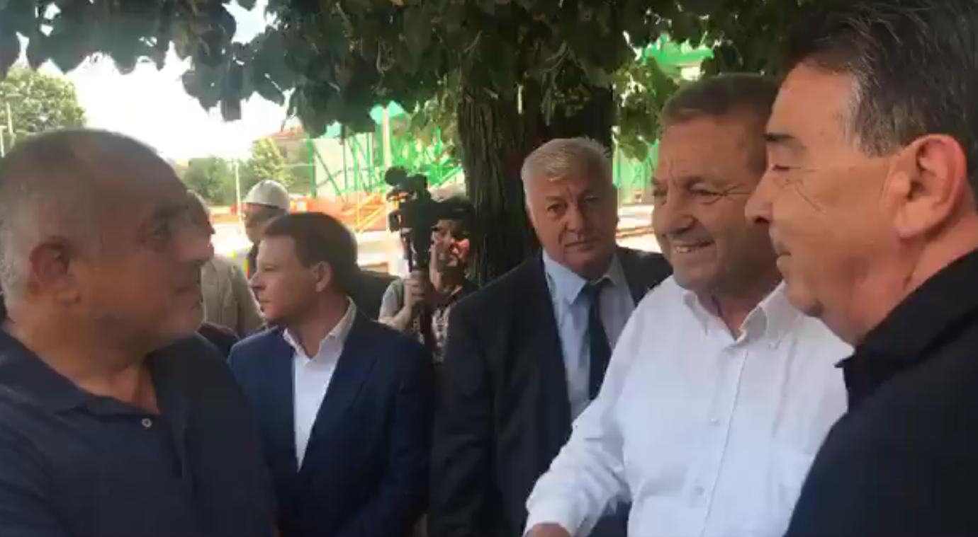 Бойко пред Зехтински, Зума и Узунов: Правите план и ние дотираме с държавни пари юношеския футбол в Пловдив!