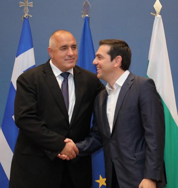 Борисов и Ципрас ще дадат старт на изграждането на междусистемната газова връзка между България и Гърция