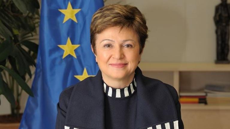Кристалина Георгиева: Чест е да бъда номинирана за директор на МВФ