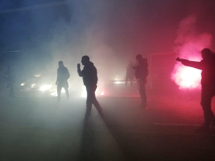 ВИДЕО и СНИМКИ: Среднощен купон на Лаута! 9-минутна заря за Носителя на Купата – Локомотив Пловдив!!!