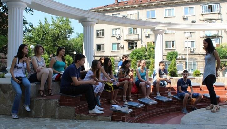 Лятна академия за ученици в Русе