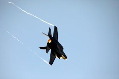 Пореден инцидент с изтребител Ф-35 в Япония, щетите са за милиони долари