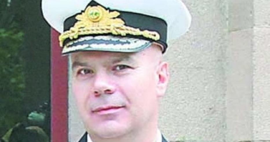 Новият командир на ВМС встъпва в длъжност