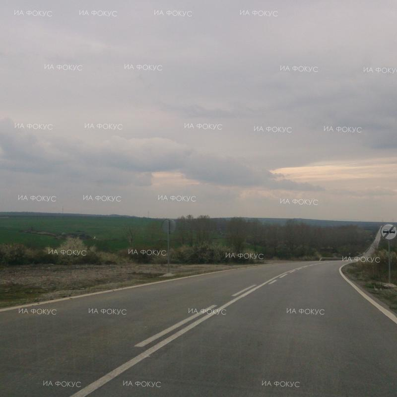 Стара Загора: Възстановено е движението па едната лента на път I-5 Стара Загора – Змейово в платното за Казанлък