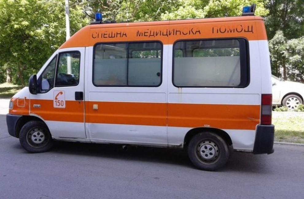 Трима пострадаха след катастрофа на Пещерско шосе в Пловдив