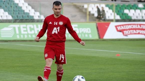 Ботев (Враца) обяви привличането на Лясков