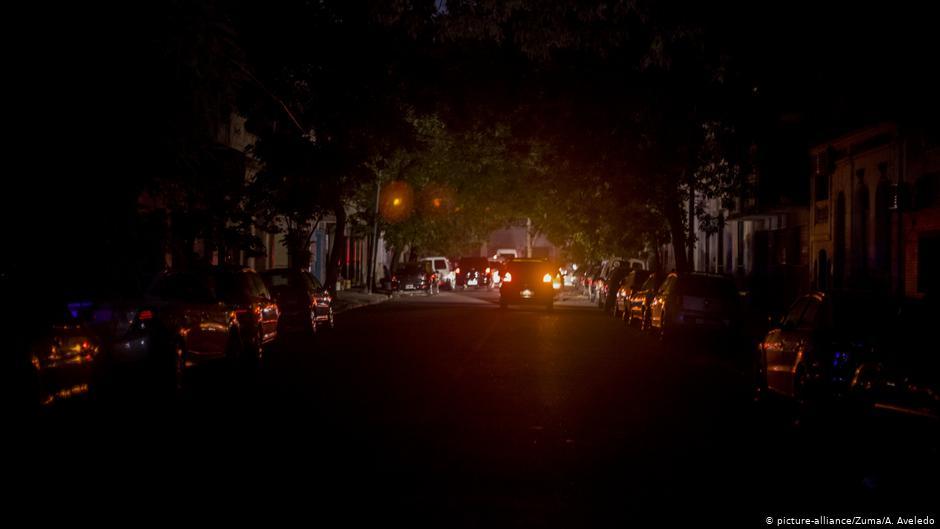 Пак без ток в части във Венецуела