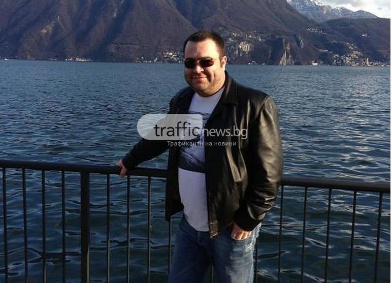 Загина синът на бивш общински съветник от Пловдив!