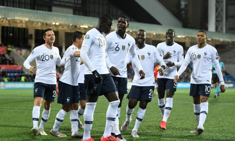 Страшна интрига в групата на Франция, Мбапе със 100-тен гол (ВИДЕО)