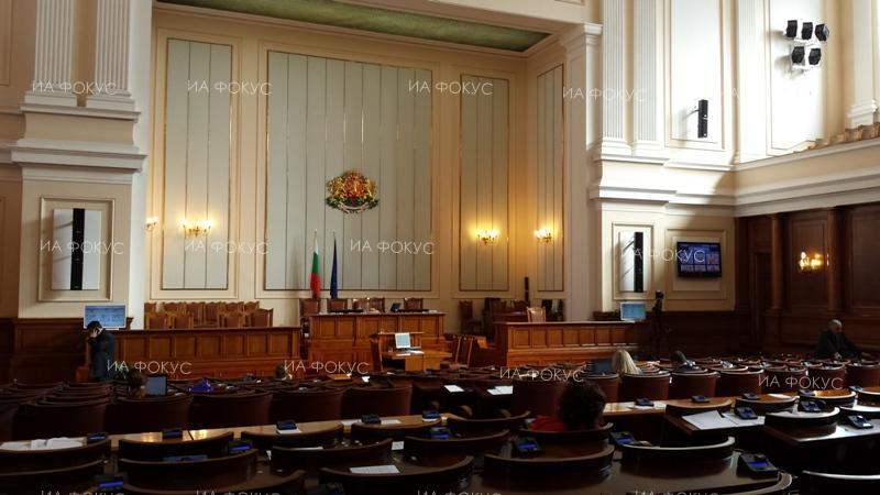 Парламентът ще продължи с окончателното гласуване на бюджета на ДОО на заседание в сряда