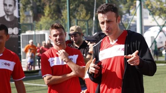 Томаш: Ще бъде интересно първенство! Има шанс за Бербатов, но дали е реално?