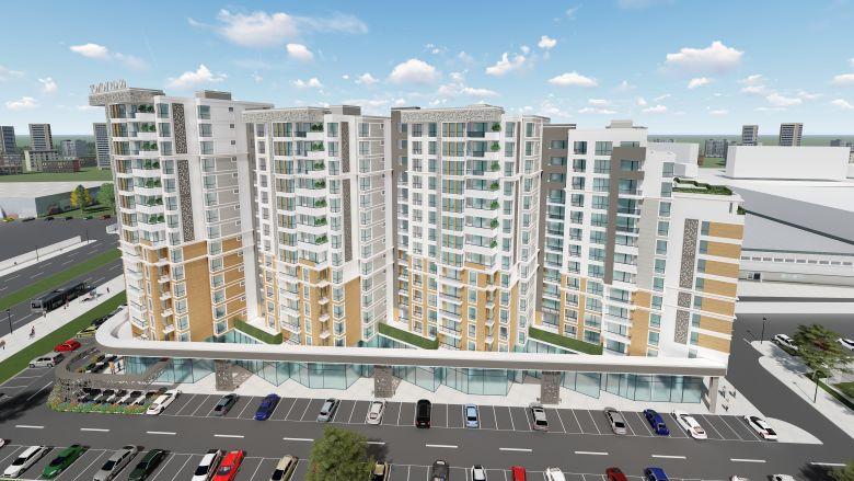 Голям интерес към най-новия жилищен комплекс в Пловдив, който се строи с бързи темпове