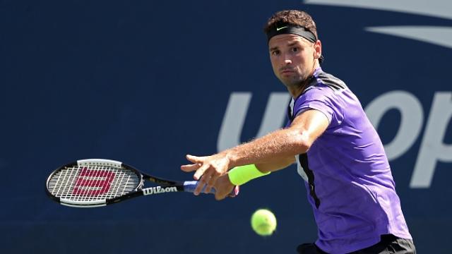 Гришо стигна до четвъртфинала на US Open. Играе с Роджър Федерер