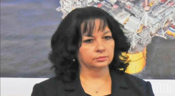 Теменужка Петкова отива в АЕЦ