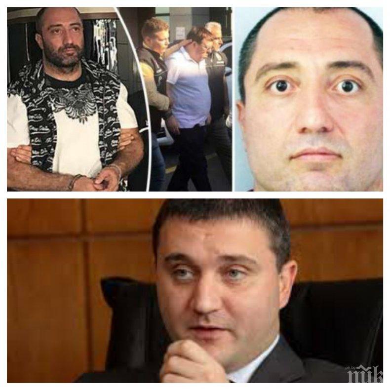 Г-н Горанов, господа министри, нямате право да мълчите за договора на Митьо Очите с митницата. Кой пусна вълка в кошарата?