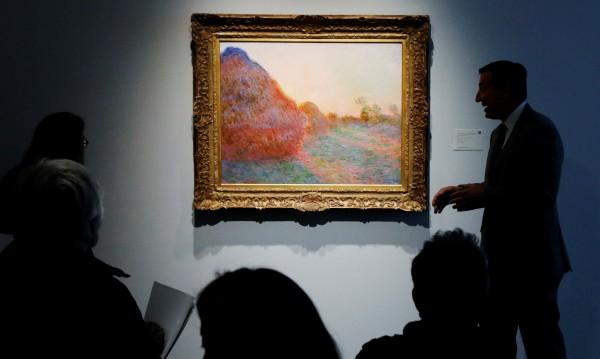 Продадоха картина на Моне за рекордните 110,7 млн. долара