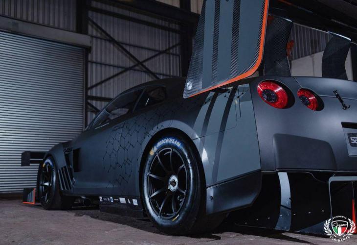 Вижте най-невероятния тунинг на Nissan GT-R за всички времена (СНИМКИ)