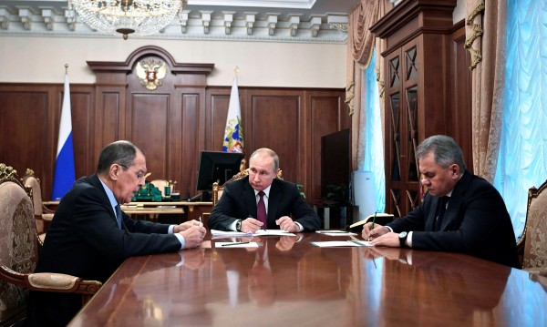 Русия е готова на диалог за ракетите, ако САЩ отстъпят