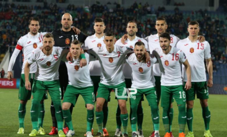 Български национали играят в исторически мач