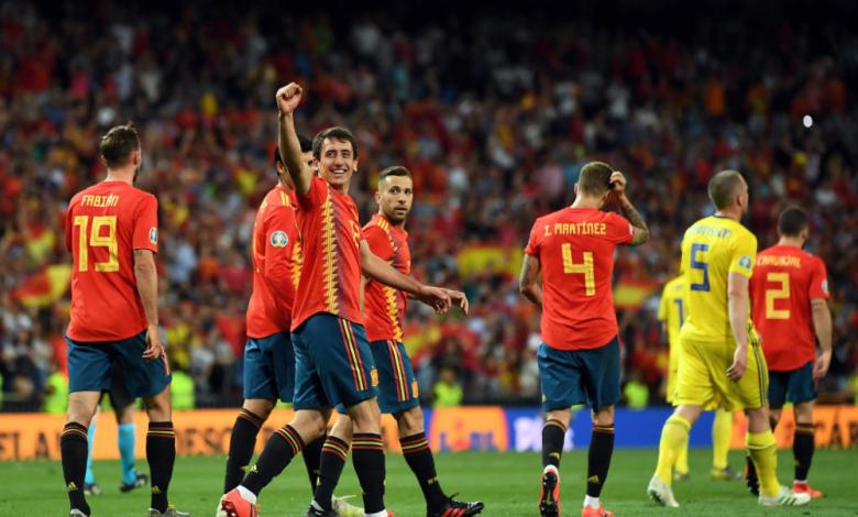 Барса набеляза испански национал