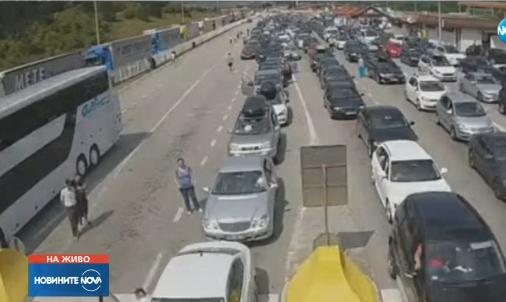 Интензивен трафик по граничните пунктове с Турция и Сърбия!