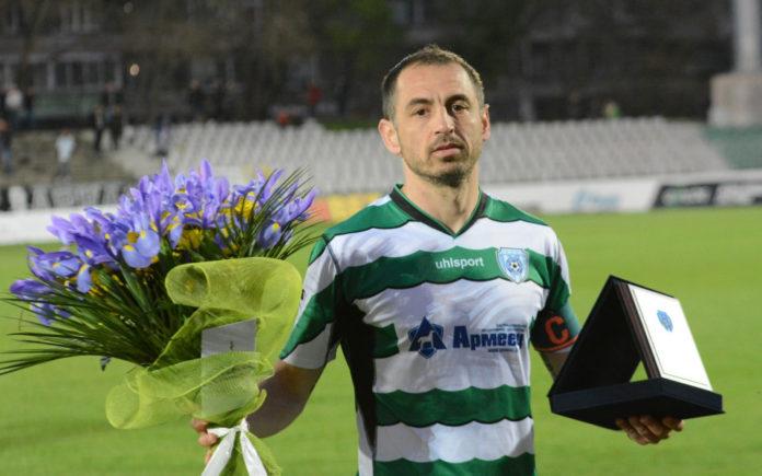 Георги Илиев може да се завърне на Лаута