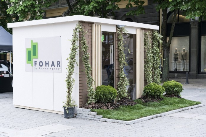 Умна стая в центъра на София представя новото поколение умни домове FOHAR от Europroperty