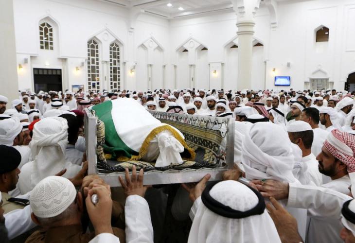 Прочут многоженец в ОАЕ и баща на 42 деца умря на 100 години