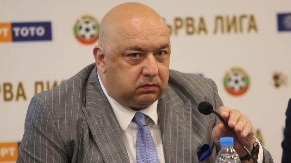 Кралев: Искаме нов стадион на ЦСКА, в очертанията на настоящия