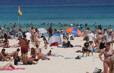 Рекордно топъл януари в Австралия, в Рио де Жанейро - най горещо от близо век