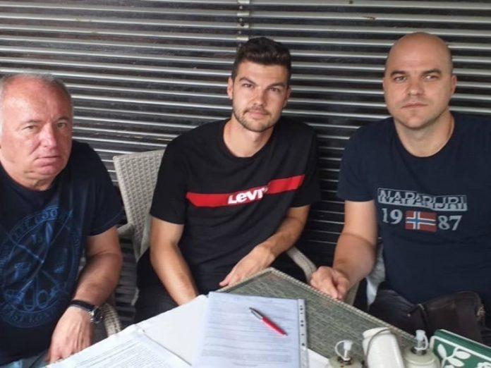 Локомотив подписа договор с Петър Витанов