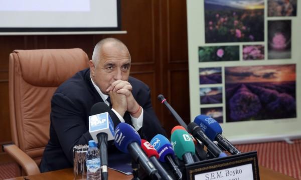 Борисов за напрежението Украйна-Русия: Изключителна заплаха!
