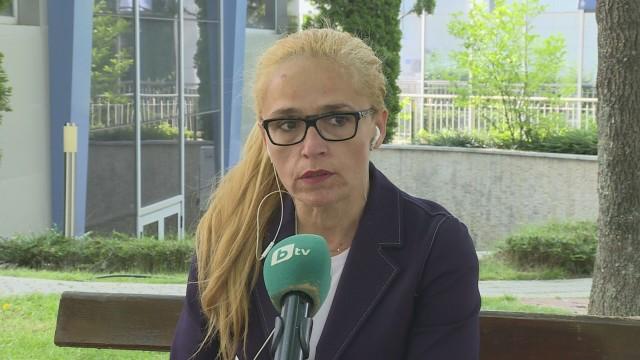 Пленум на съдиите от ВАС по жалба на Десислава Иванчева