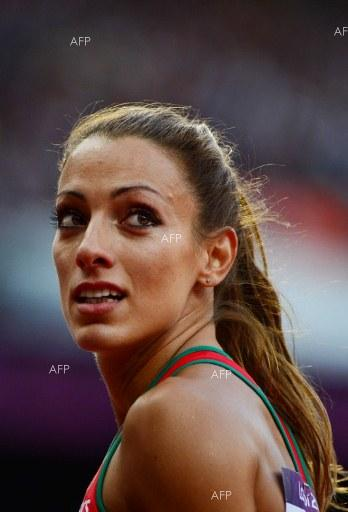 Спорт: Ивет Лалова завърши девета на 200 метра за Диамантената лига