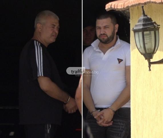 Натрупаното от ало измами семейно имане, Келеша получил в деня преди ареста