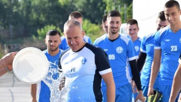 Кишишев: Очаквам да сме по-добри този сезон