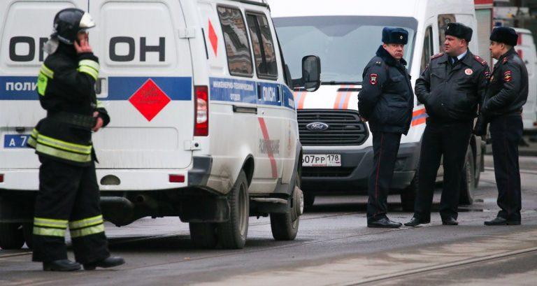 Двама души са загинали при стрелба в Москва