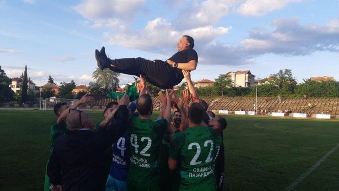 АНАЛИЗ: За четири години в Пазарджик направиха футболно чудо