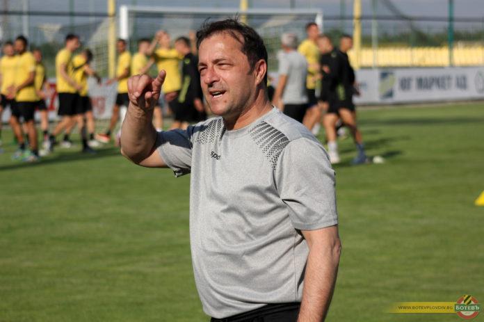 Инфо на PD: Ботев Пловдив няма никакъв интерес към Венци Христов
