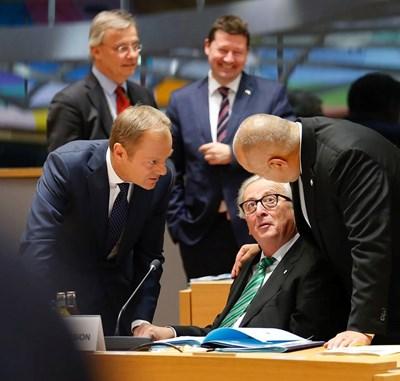 Борисов в Брюксел: Бюджетът на ЕС да се приеме до май