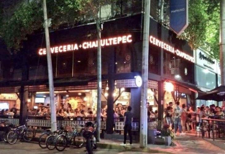Кървава стрелба в бар в Мексико (СНИМКИ)