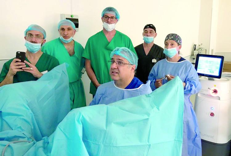 """Лекари от цял свят се учат в """"Хил клиник"""""""