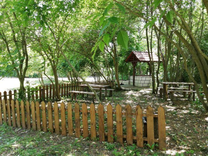 Откриха нови съоръжения по ПУДООС в Островче