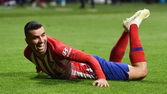 Милан и Атлетико не се разбраха за Анхел Кореа