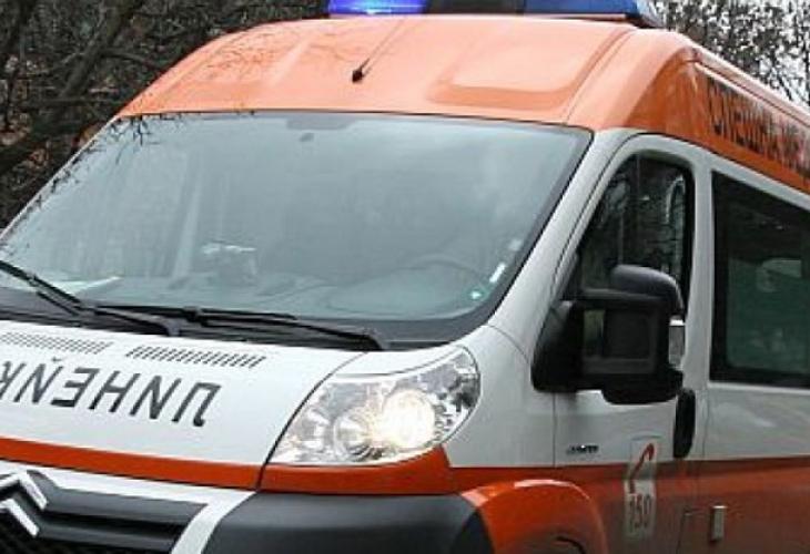 Разсеян шофьор блъсна мъж и го уби на пътя Разград - Русе!