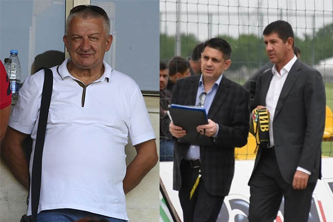 Пропадна среща между Самуилов и Крушарски
