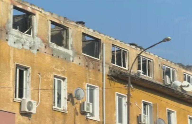 4-ма души са останали без подслон след пожара в Бухово