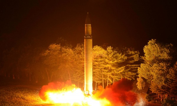Саудитска Арабия разработва програма за балистични ракети?